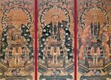 According to Daoist beliefs, the entire manifested universe is ruled by three original forces, the Three Pure Ones (Sanqing). The Three Pure Ones were brought into existence through the interaction of yin and yang. They are respectively Yuqing, 'The Jade Purity', Shangqing, 'The Supreme Purity', and Taiqing, 'The Grand Purity'.